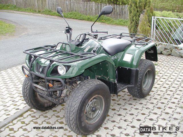 2006 Yamaha  YFM350 Bruin Motorcycle Quad photo