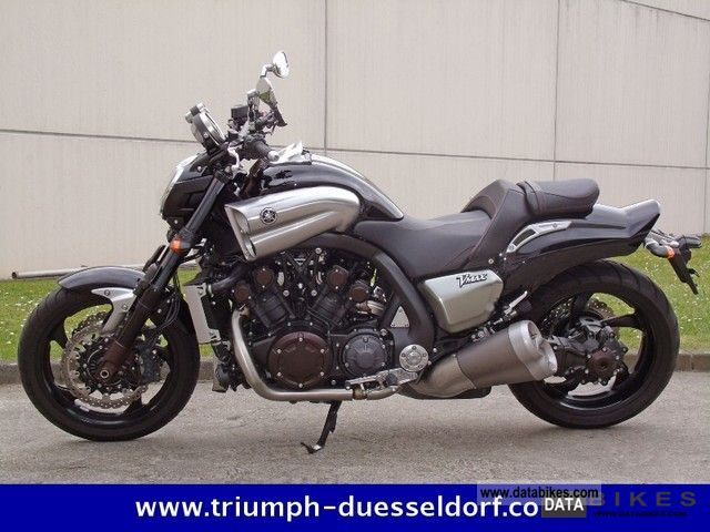 2009 Yamaha  V-MAX Motorcycle Naked Bike photo