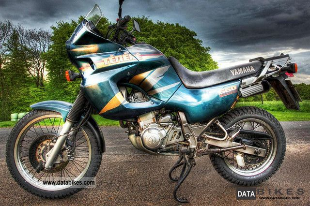 1996 Yamaha  XTZ 660 Ténéré Motorcycle Enduro/Touring Enduro photo