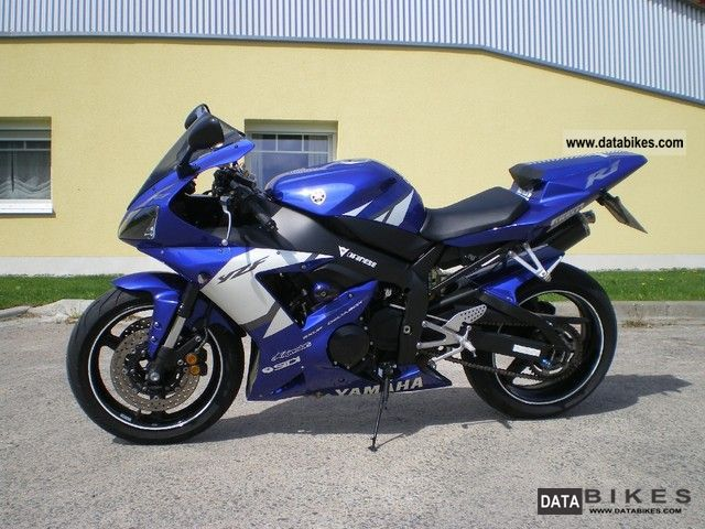 2003 Yamaha  YZF R1 Motorcycle Sports/Super Sports Bike photo