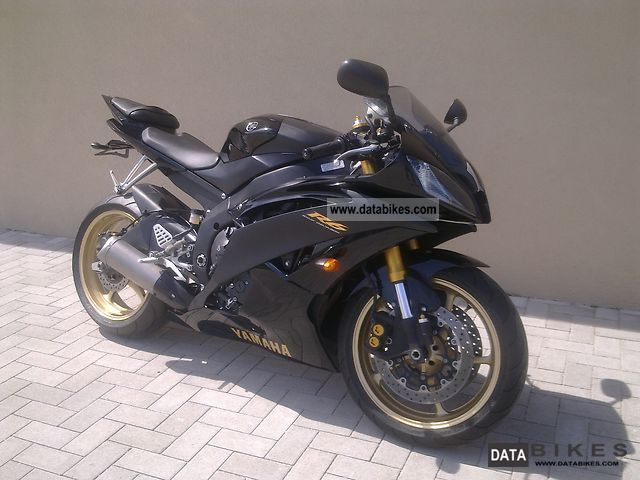 2007 yamaha special model yzf r6 rj15. Black Bedroom Furniture Sets. Home Design Ideas