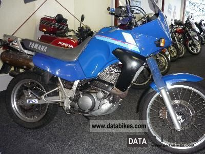 1991 Yamaha  XTZ 600 Tenere Motorcycle Enduro/Touring Enduro photo