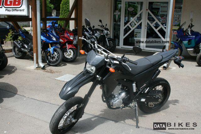 2010 Yamaha  WR250X Supermoto Motorcycle Super Moto photo