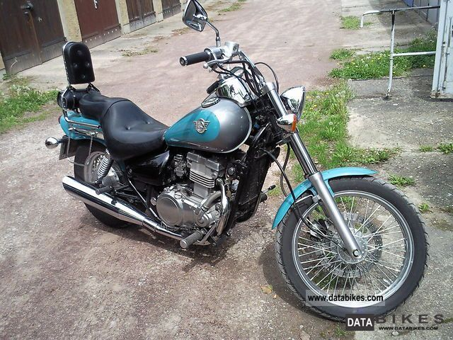 1998 Yamaha  DE 500C Motorcycle Chopper/Cruiser photo
