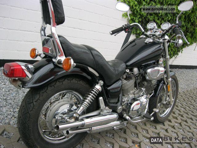 1986 Yamaha Xv 750 Virago