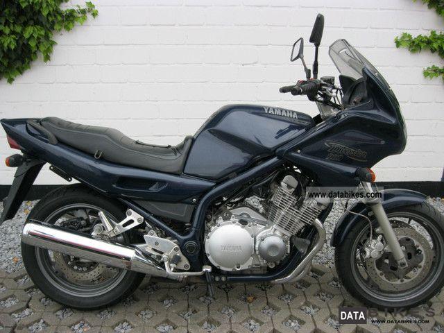 1999 Yamaha  XJ 900 S Diversion Motorcycle Sport Touring Motorcycles photo