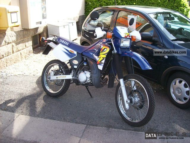 1997 Yamaha  4 BL Motorcycle Motorcycle photo