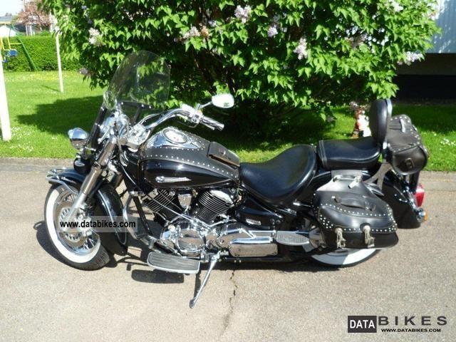 2001 Yamaha  1100 Drag star classic Motorcycle Chopper/Cruiser photo