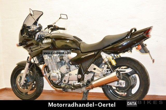 2000 yamaha xjr 1300 or 1200 first manual transport u20ac 99 new t v rh databikes com USA Yamaha XJR Yamaha XJR in the Us