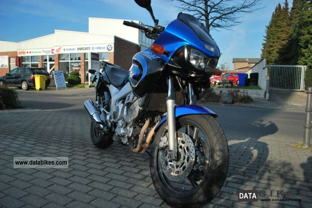 2001 Yamaha  TDM850 Motorcycle Sport Touring Motorcycles photo