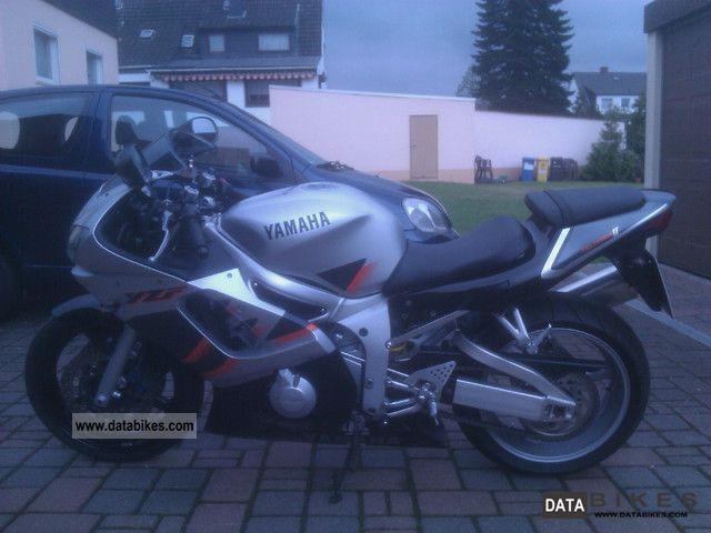 2002 yamaha r6 rj03 lowered 40mm or original height