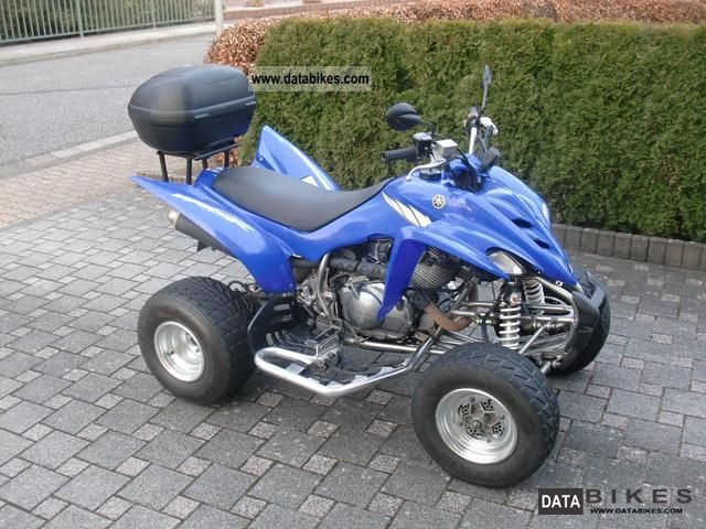 2006 yamaha yfm 350 r raptor in good original condition. Black Bedroom Furniture Sets. Home Design Ideas