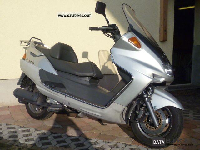 1997 Yamaha  Majesty 250 Motorcycle Scooter photo