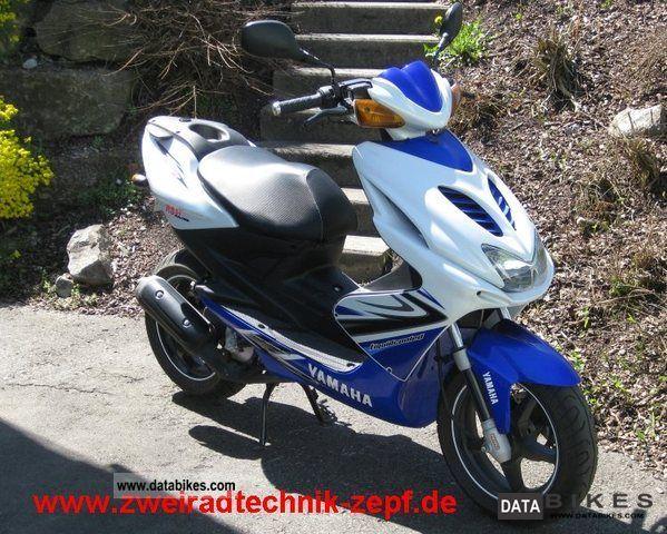 2009 Yamaha  Aerox R Motorcycle Scooter photo