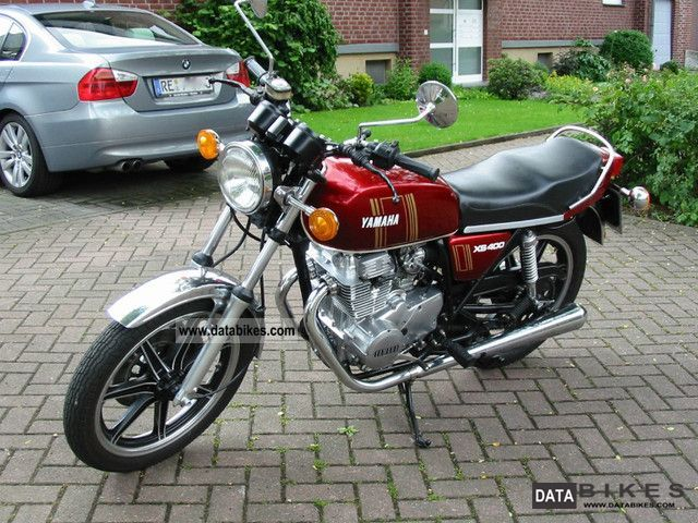 1982 Yamaha XS 400 2A2