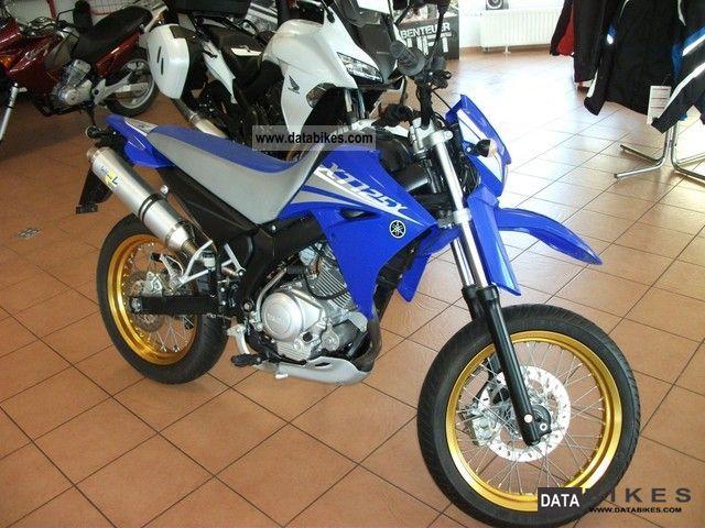 2009 Yamaha  XT 125 X Motorcycle Lightweight Motorcycle/Motorbike photo
