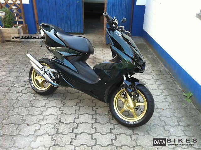 2003 Yamaha  Aerox Motorcycle Lightweight Motorcycle/Motorbike photo