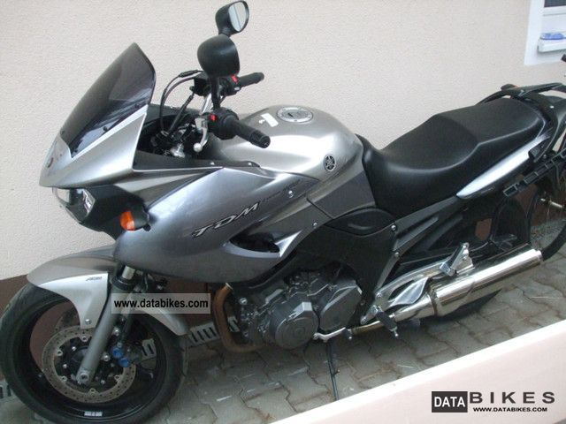 2005 Yamaha  TDM 900 A kit includes case Motorcycle Motorcycle photo