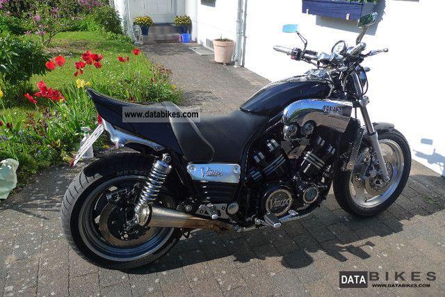 1986 Yamaha 1200 1986 Yamaha v Max 1200cc