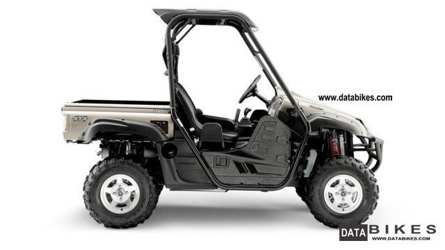 2011 Yamaha  Rhino 700 4 X 4 with approval LoF Model 2012 Motorcycle Quad photo