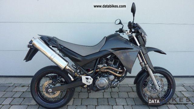 2005 Yamaha  XT 660 X Supermoto Racing SR-Magura Dynojet Motorcycle Super Moto photo