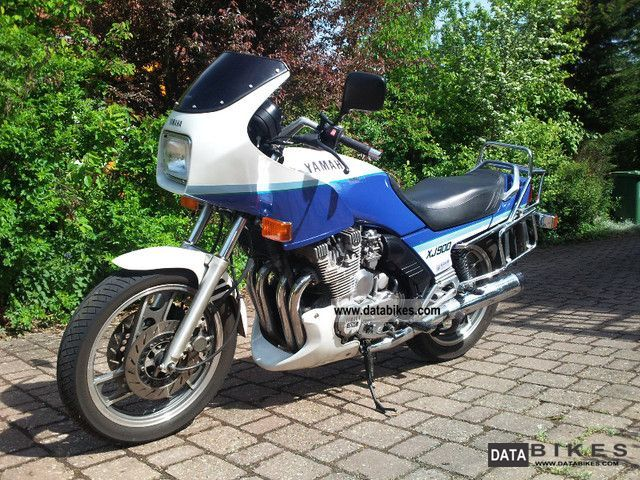 1991 Yamaha  XJ 900 4BB Motorcycle Tourer photo