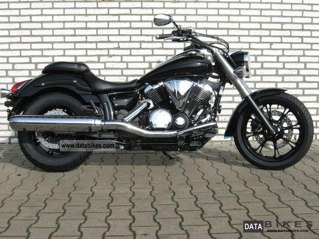 2011 Yamaha  XVS950A Midnight Star / XVS 950 A Motorcycle Chopper/Cruiser photo