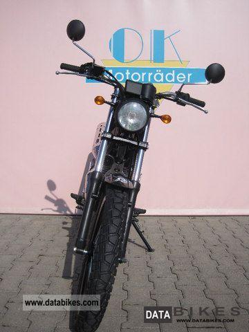 2005 Yamaha XG TRICKER 250, 160 KM genuine, new condition