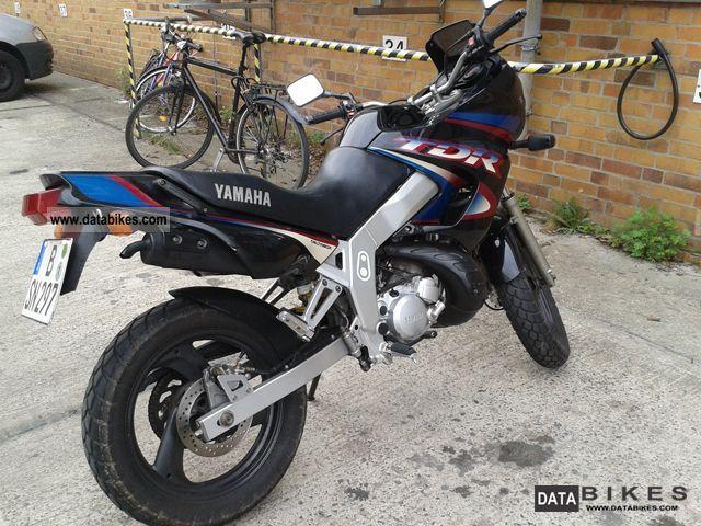 1997 Yamaha  Tdr 125 Motorcycle Enduro/Touring Enduro photo