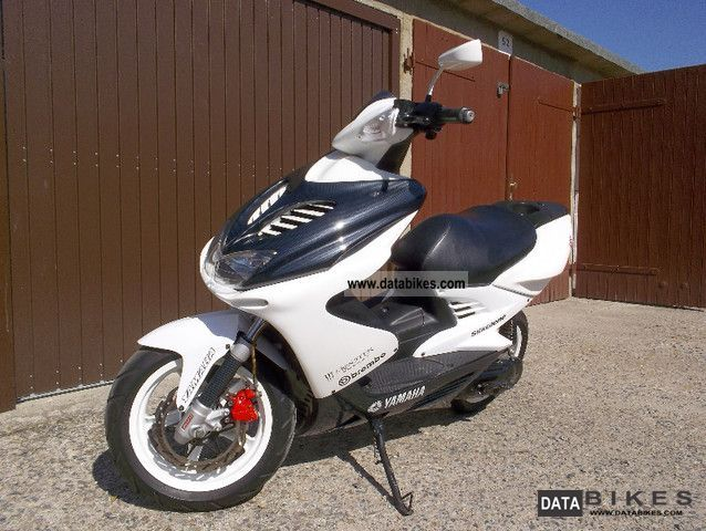 2002 Yamaha  Aerox Motorcycle Scooter photo