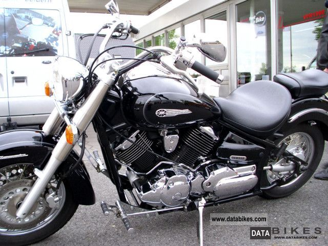 2006 Yamaha  XVS1100A Motorcycle Chopper/Cruiser photo