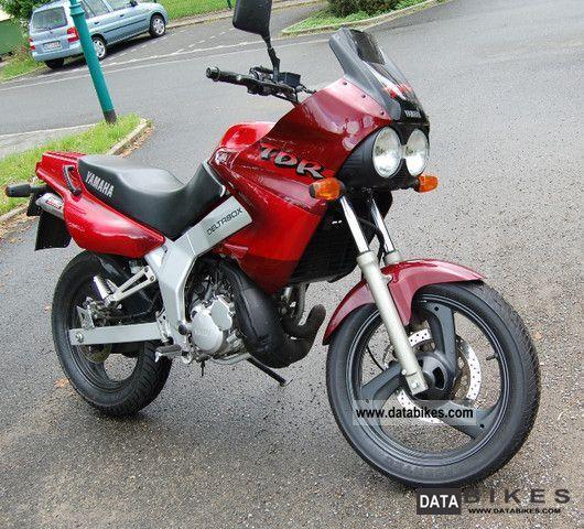 1999 Yamaha  TDR 125 Motorcycle Enduro/Touring Enduro photo
