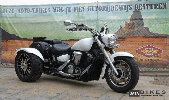 2010 Yamaha  XVS 1300 Motorcycle Trike photo