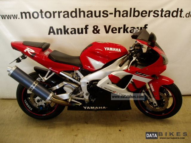 2001 yamaha yzf r1 new tires financing warranty for Yamaha motorcycle warranty
