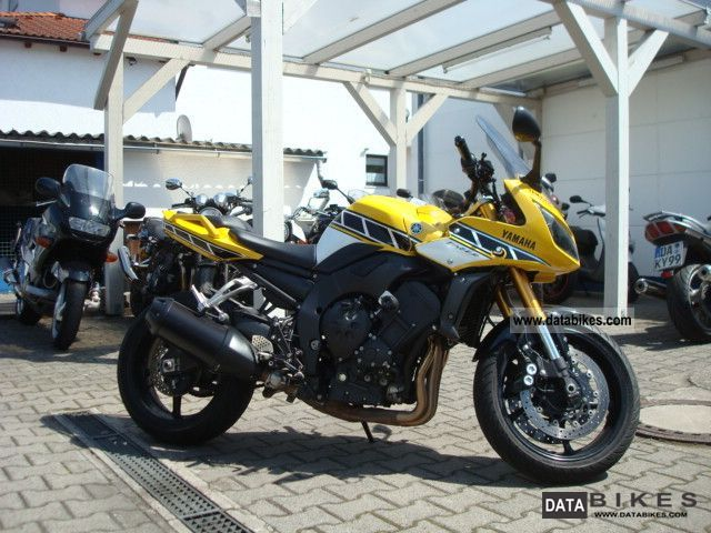 2009 Yamaha  FZ1 Fazer ABS * Kenny Roberts edition * Motorcycle Motorcycle photo