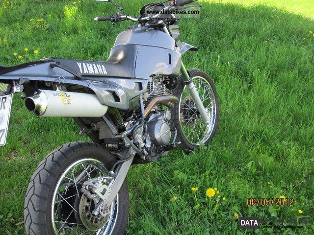 1994 Yamaha Xt 600