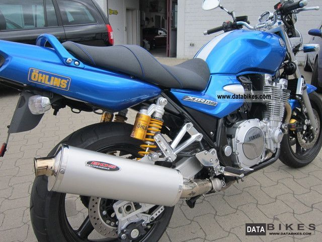 Yamaha Xjrreview