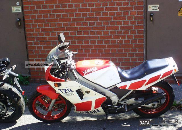 1987 Yamaha  tzr2502ma Motorcycle Motorcycle photo