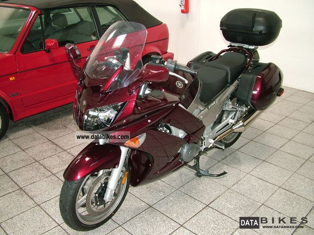 2008 Yamaha  FJR 1300 A Motorcycle Tourer photo