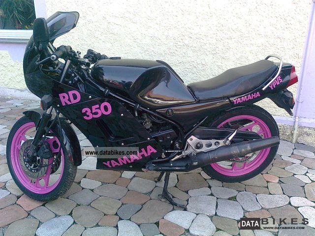 1986 Yamaha  350 YVPS Motorcycle Motorcycle photo