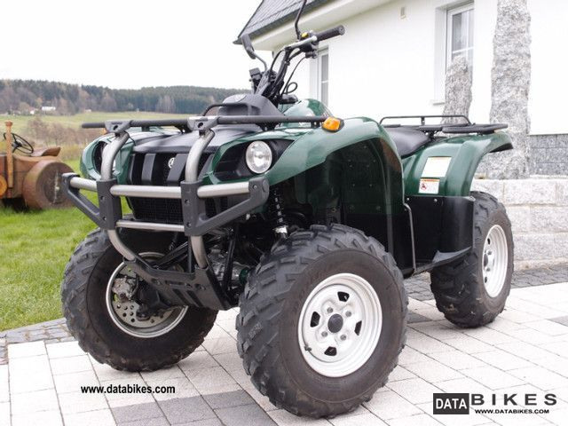 2005 Yamaha  GRIZZLY 660 - LOF - 1 HAND - FIMAXX Motorcycle Quad photo