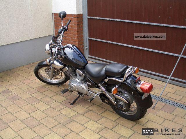 Yamaha  Virago XV250 only 6350 KM 1990 Chopper/Cruiser photo