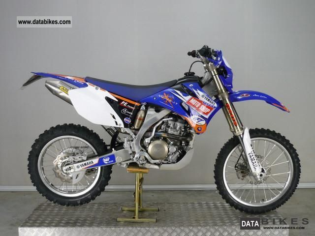 2007 Yamaha  WR 250 F Motorcycle Enduro/Touring Enduro photo