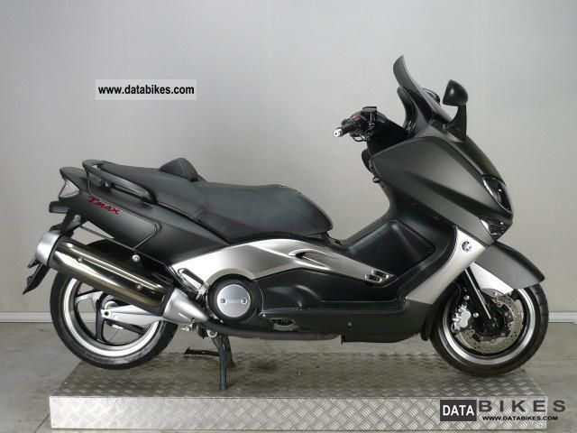 2007 Yamaha  TMAX 500 BLACK MAX Motorcycle Scooter photo