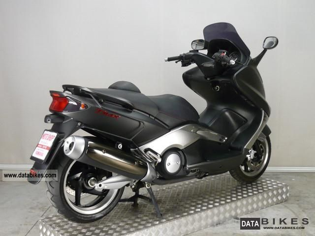 2007 yamaha tmax 500 black max. Black Bedroom Furniture Sets. Home Design Ideas