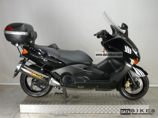 Yamaha  TMAX 500 ABS 2007 Scooter photo