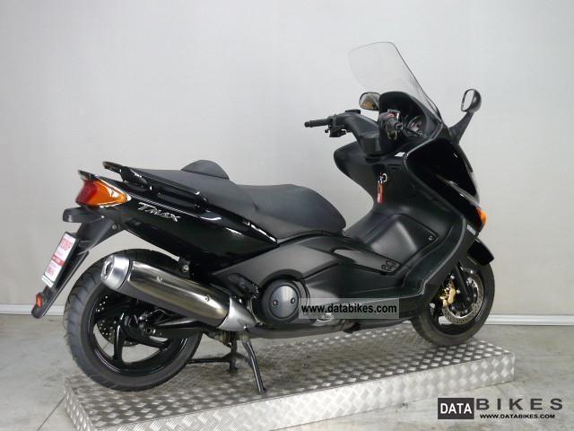2006 Yamaha Tmax 500 Abs