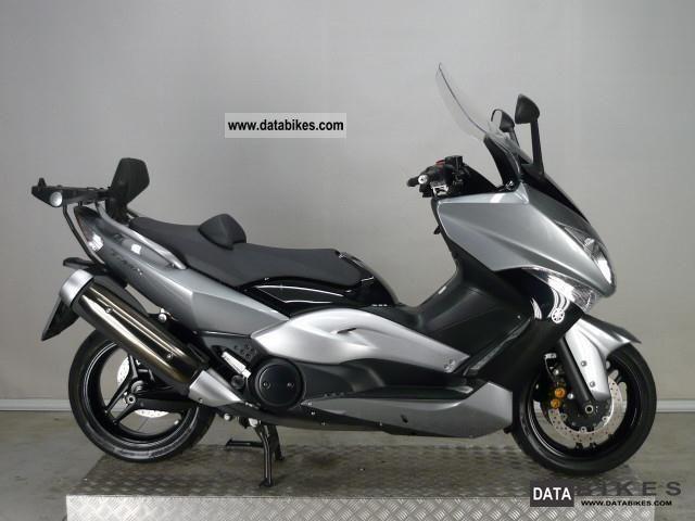 2010 Yamaha  TMAX 500 Motorcycle Scooter photo