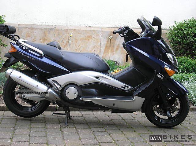 2001 Yamaha  Tmax 500 Motorcycle Scooter photo