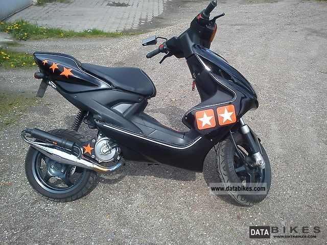 2007 Yamaha  Aerox Motorcycle Scooter photo